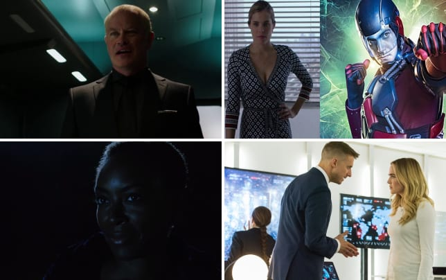 Damien darhk is back with a twist dcs legends of tomorrow