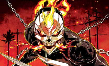 Ghost Rider Among Two New Marvel Dramas Ordered at Hulu