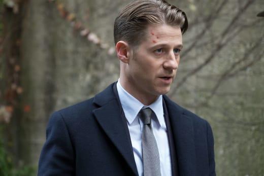 At the House - Gotham Season 3 Episode 12