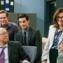 A Surprise Visit - Major Crimes