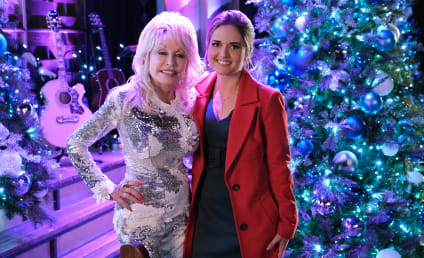 Hallmark's Christmas at Dollywood is A Dream Come True for Danica McKellar