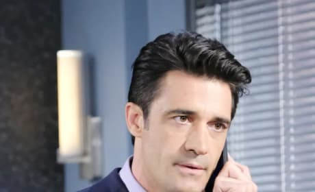 What's Ted Up To? - Days of Our Lives