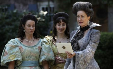 The Evil Stepsisters - Once Upon a Time Season 6 Episode 3