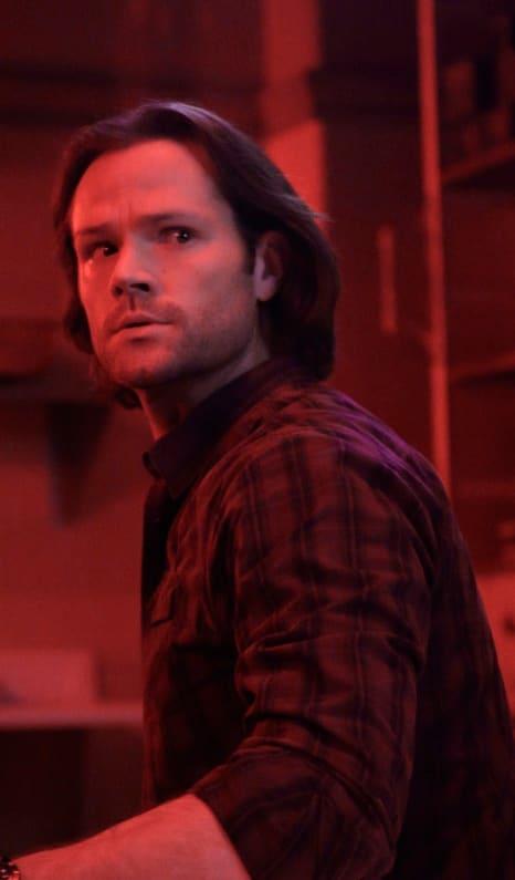 Scared Sam - Supernatural Season 14 Episode 19