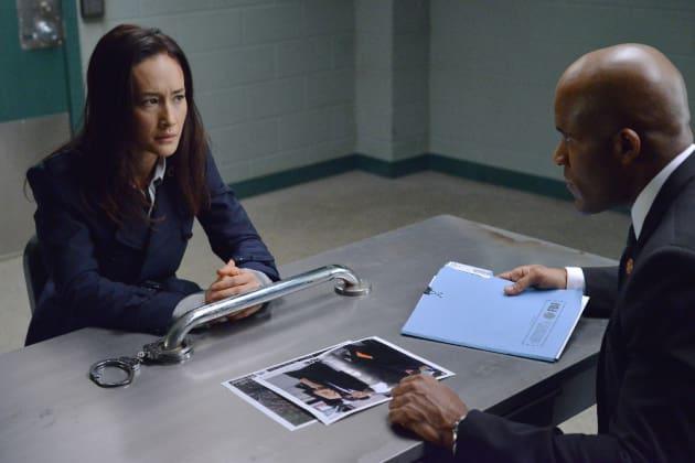 Intense Interrogation - Designated Survivor Season 1 Episode 11