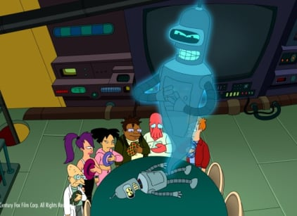 Watch Futurama Season 8 Episode 3 Online