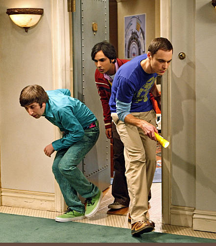 The Boys Search for the Cricket