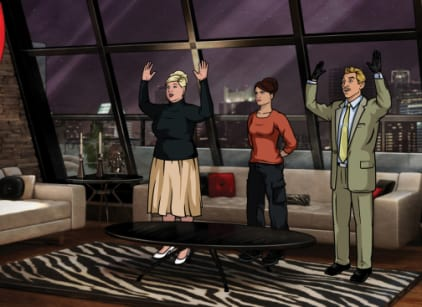 Watch Archer Season 2 Episode 7 Online