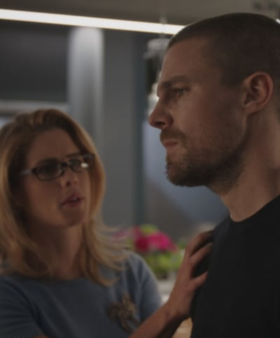 Rediscover Romance  - Arrow Season 7 Episode 10