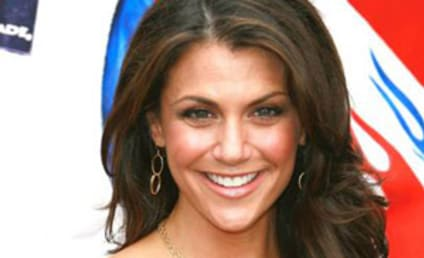 Samantha Harris Hypes Dancing with the Stars Favorite