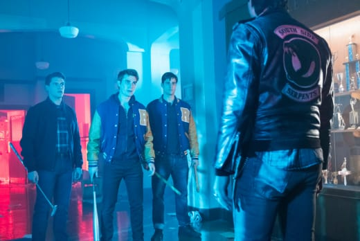 A Fight For His Life - Riverdale