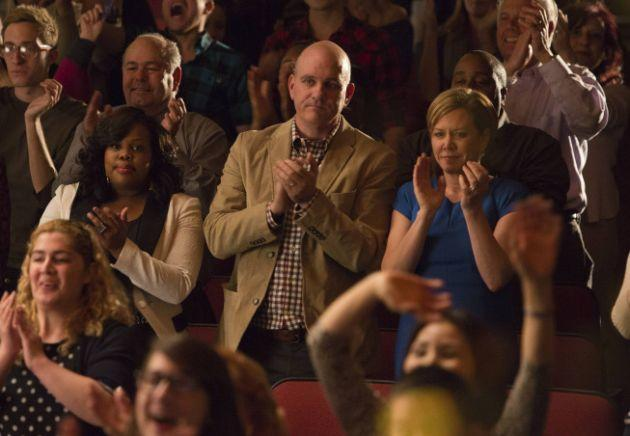 An Ovation on Glee