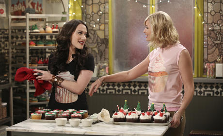 The Bank Loan - 2 Broke Girls