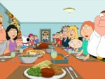 A Family Guy Thanksgiving