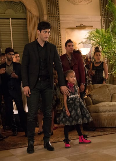 Protect The Child - Shadowhunters Season 3 Episode 2