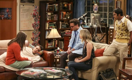 What Happened to Sheldon? - The Big Bang Theory Season 10 Episode 20