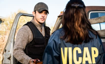 Clarice's Lucca De Oliveira Talks About His Character, the Mindset of a Sniper, and Filming During Covid