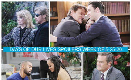 Days of Our Lives Spoilers Week of 5-25-20: Love Is In The Air