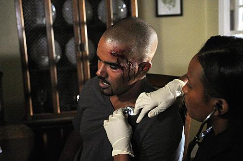 Morgan and a Medic