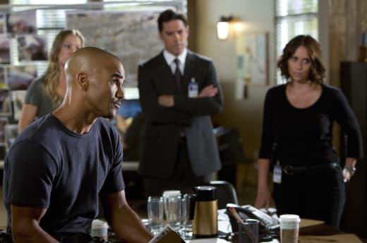 The Criminal Minds Team Season 10 Episode 1
