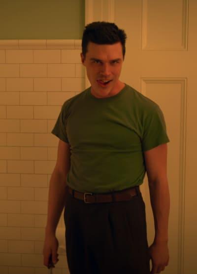 Finn Wittrock as Edmund - Ratched Season 1 Episode 1