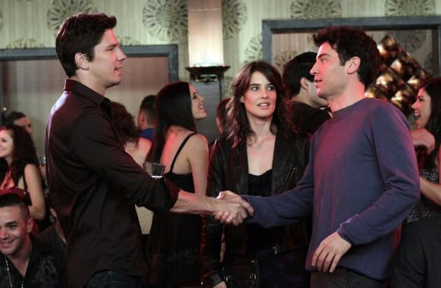 Michael Trucco on How I Met Your Mother