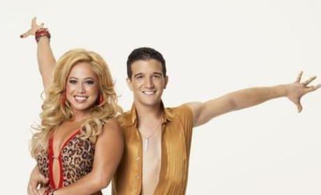 Sabrina and Mark