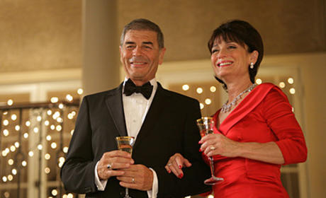 Angela and Arthur Petrelli