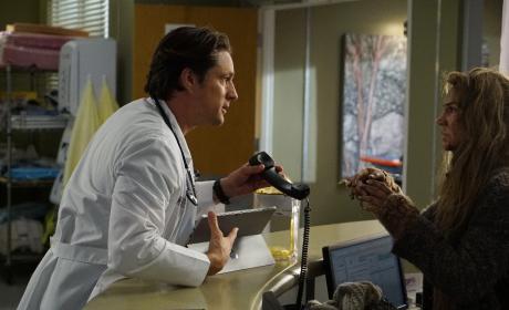 Make the Call - Grey's Anatomy Season 13 Episode 14