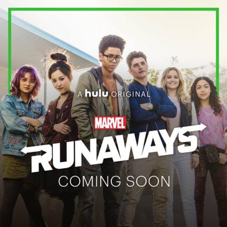 runaways poster