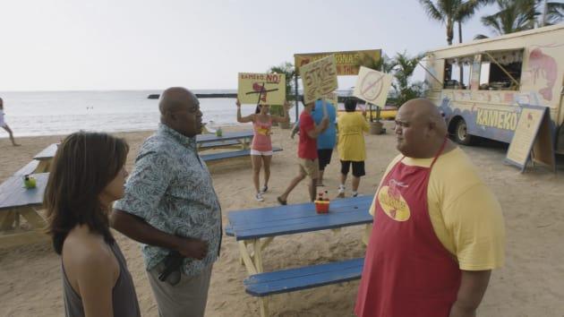 A Nazi in Hiding - Hawaii Five-0