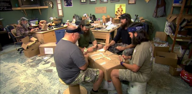 Time for a Game - Duck Dynasty