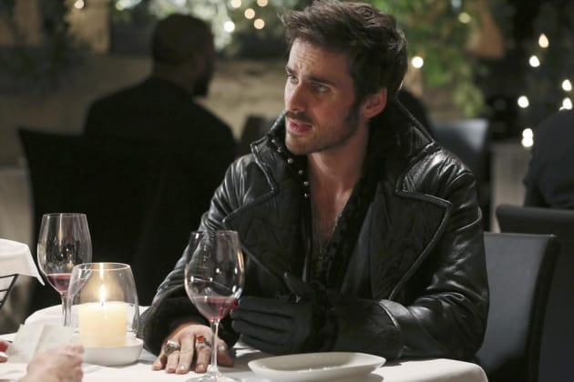 Can Hook Convince Emma?
