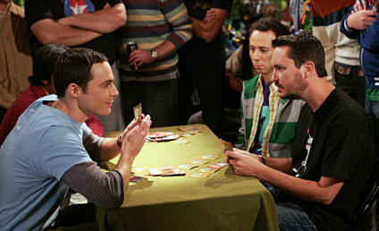 "The Big Bang Theory Review: ""The Creepy Candy Coating Corollary"""