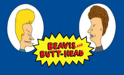 Beavis and Butt-Head Revived With Two Season Order at Comedy Central