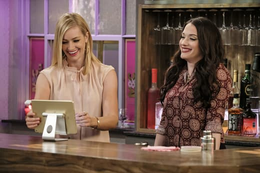 The Dessert Bar - 2 Broke Girls
