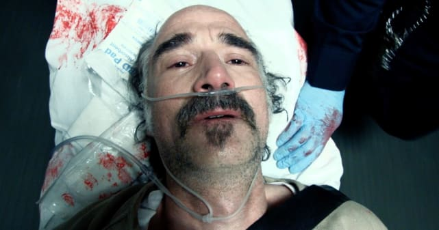 Saddest Moment - Olinsky's Death