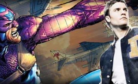 Marvel at Scott Porter
