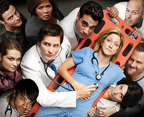 Nurse Jackie Season Four Promo Pic