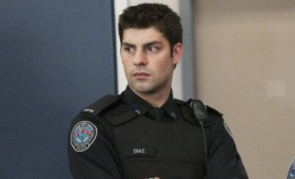 Rookie Blue Exclusive: Travis Milne on Life, Love and Boiling Points