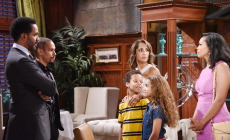 Sharing Family Secrets - The Young and the Restless