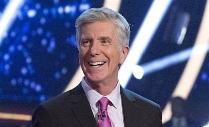 Tom Bergeron Responds to Tyra Banks Replacing Him on Dancing With the Stars