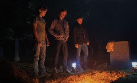 Salt and burn - Supernatural Season 13 Episode 4