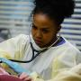 Stephanie Concentrates - Grey's Anatomy Season 13 Episode 17