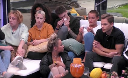 Watch the Big Brother: Germany Cast Learn About the Coronavirus Pandemic