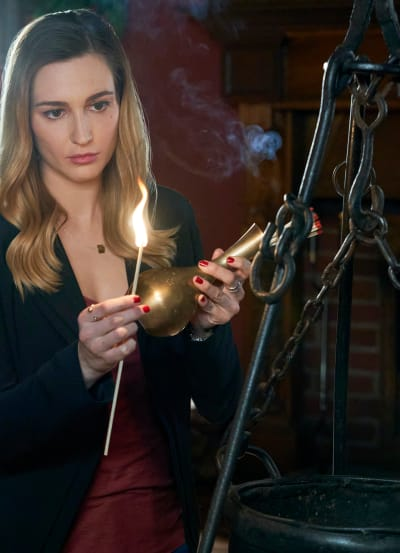 The Cauldron - Good Witch Season 7 Episode 10