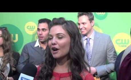 Danielle Campbell Interview
