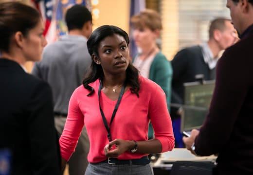 Kristen - FBI Season 1 Episode 4