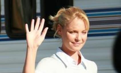 Katherine Heigl Not Leaving Grey's Anatomy (Yet)