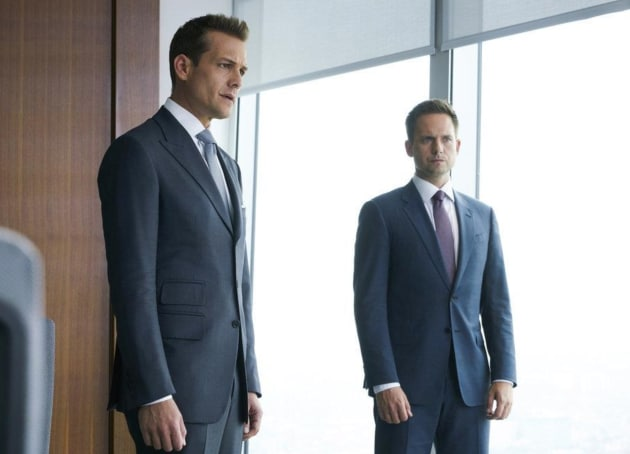 A Formidable Opponent - Suits Season 7 Episode 13